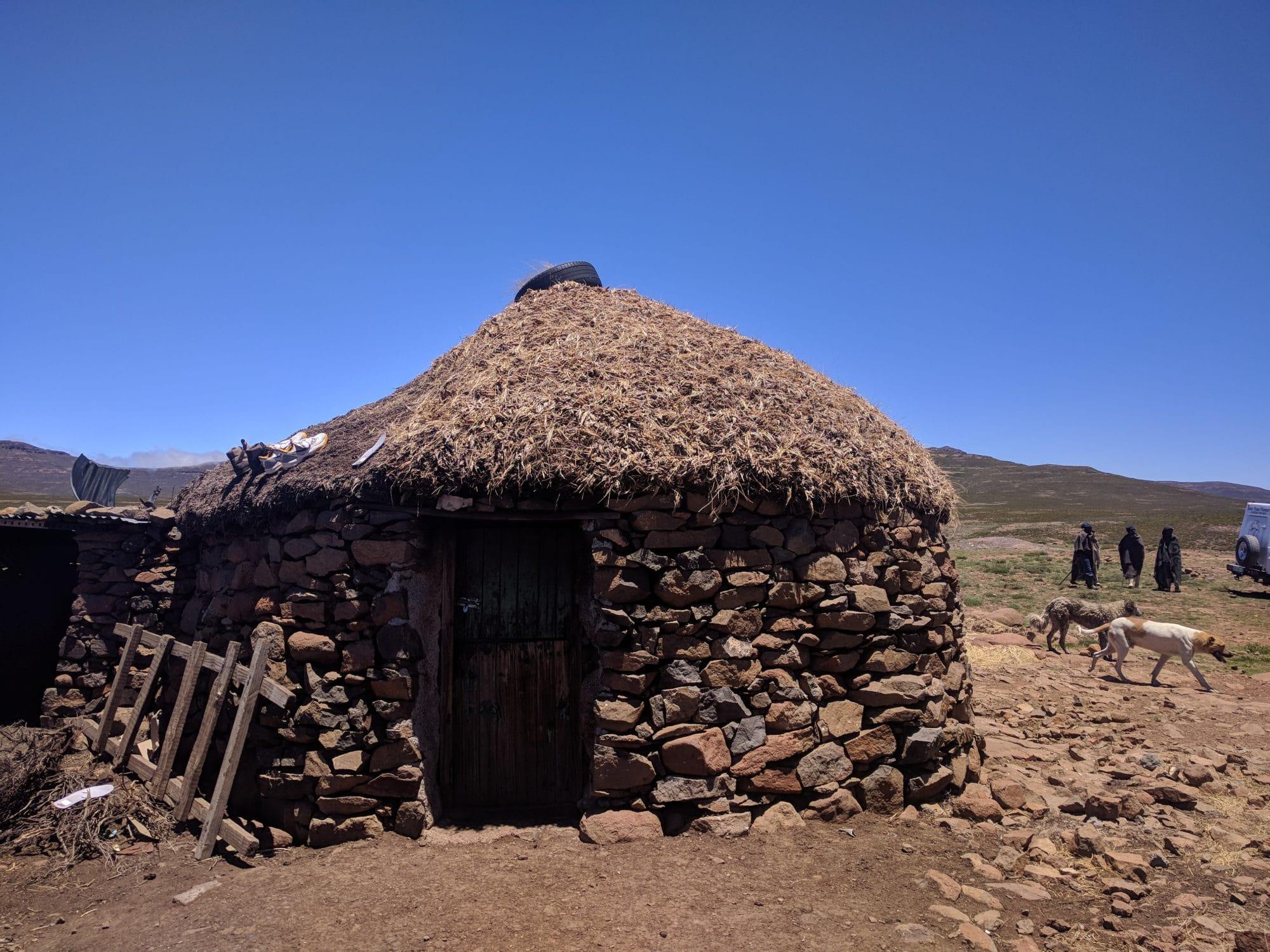 Little Basotho Homestead
